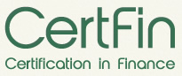 CertFin - Certification in Finance Logo
